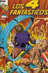 Cover for Los 4 Fantásticos (Planeta DeAgostini, 1983 series) #8