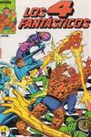 Cover for Los 4 Fantásticos (Planeta DeAgostini, 1983 series) #9
