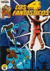 Cover for Los 4 Fantásticos (Planeta DeAgostini, 1983 series) #11