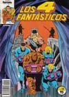 Cover for Los 4 Fantásticos (Planeta DeAgostini, 1983 series) #12