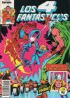 Cover for Los 4 Fantásticos (Planeta DeAgostini, 1983 series) #13