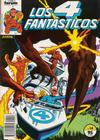Cover for Los 4 Fantásticos (Planeta DeAgostini, 1983 series) #14