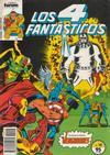 Cover for Los 4 Fantásticos (Planeta DeAgostini, 1983 series) #16