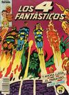 Cover for Los 4 Fantásticos (Planeta DeAgostini, 1983 series) #18