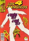 Cover for Los 4 Fantásticos (Planeta DeAgostini, 1983 series) #19