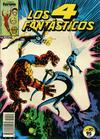 Cover for Los 4 Fantásticos (Planeta DeAgostini, 1983 series) #20