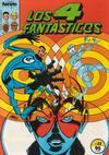 Cover for Los 4 Fantásticos (Planeta DeAgostini, 1983 series) #22