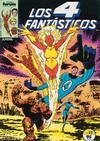 Cover for Los 4 Fantásticos (Planeta DeAgostini, 1983 series) #23