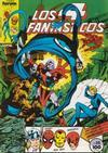 Cover for Los 4 Fantásticos (Planeta DeAgostini, 1983 series) #25