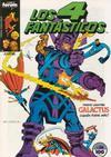 Cover for Los 4 Fantásticos (Planeta DeAgostini, 1983 series) #26