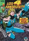 Cover for Los 4 Fantásticos (Planeta DeAgostini, 1983 series) #27