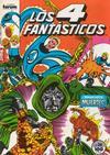 Cover for Los 4 Fantásticos (Planeta DeAgostini, 1983 series) #28