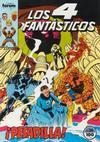 Cover for Los 4 Fantásticos (Planeta DeAgostini, 1983 series) #29