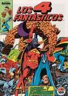 Cover for Los 4 Fantásticos (Planeta DeAgostini, 1983 series) #30