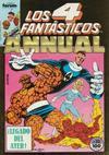 Cover for Los 4 Fantásticos (Planeta DeAgostini, 1983 series) #32