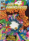 Cover for Los 4 Fantásticos (Planeta DeAgostini, 1983 series) #33