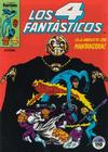 Cover for Los 4 Fantásticos (Planeta DeAgostini, 1983 series) #35