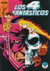 Cover for Los 4 Fantásticos (Planeta DeAgostini, 1983 series) #37