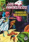 Cover for Los 4 Fantásticos (Planeta DeAgostini, 1983 series) #40