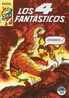 Cover for Los 4 Fantásticos (Planeta DeAgostini, 1983 series) #41