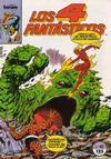 Cover for Los 4 Fantásticos (Planeta DeAgostini, 1983 series) #42