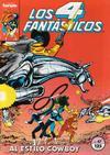Cover for Los 4 Fantásticos (Planeta DeAgostini, 1983 series) #47