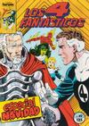 Cover for Los 4 Fantásticos (Planeta DeAgostini, 1983 series) #49