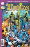 Cover for Los 4 Fantásticos (Planeta DeAgostini, 2001 series) #11