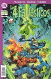 Cover for Los 4 Fantásticos (Planeta DeAgostini, 2001 series) #14