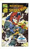 Cover for The Amazing Spider-Man: Carnage On Campus [Drake's Cakes Mini-Comic Vol.1 #1] (Marvel, 1993 series) #1