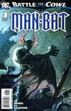 Cover for Batman: Battle for the Cowl: Man-Bat (DC, 2009 series) #1