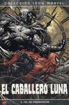 Cover for 100% Marvel: El Caballero Luna (Panini España, 2007 series) #2