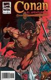 Cover for Conan el Aventurero (Planeta DeAgostini, 1994 series) #1