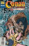 Cover for Conan el Aventurero (Planeta DeAgostini, 1994 series) #5