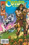 Cover for Conan el Aventurero (Planeta DeAgostini, 1994 series) #7