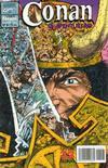Cover for Conan el Aventurero (Planeta DeAgostini, 1994 series) #8