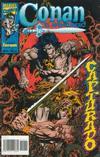 Cover for Conan el Aventurero (Planeta DeAgostini, 1994 series) #11