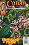Cover for Conan el Aventurero (Planeta DeAgostini, 1994 series) #12