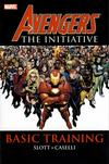 Cover for Avengers: The Initiative (Marvel, 2008 series) #1 - Basic Training