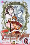 Cover for Fushigi Yugi: Genbu Kaiden (Viz, 2005 series) #6