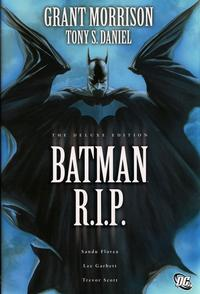 Cover Thumbnail for Batman: R.I.P. The Deluxe Edition (DC, 2009 series)