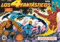 Cover Thumbnail for Los 4 Fantásticos (Planeta DeAgostini, 1983 series) #34