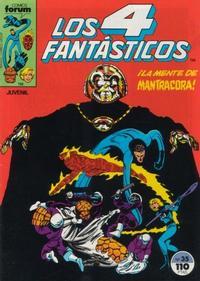 Cover Thumbnail for Los 4 Fantásticos (Planeta DeAgostini, 1983 series) #35