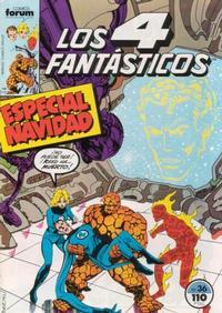 Cover Thumbnail for Los 4 Fantásticos (Planeta DeAgostini, 1983 series) #36