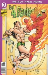 Cover Thumbnail for Los 4 Fantásticos (Planeta DeAgostini, 2001 series) #7