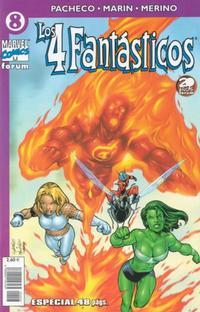 Cover Thumbnail for Los 4 Fantásticos (Planeta DeAgostini, 2001 series) #8