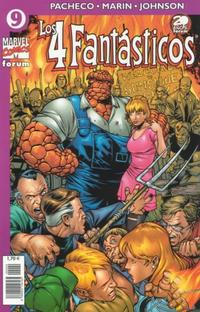Cover Thumbnail for Los 4 Fantásticos (Planeta DeAgostini, 2001 series) #9
