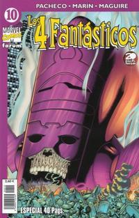 Cover Thumbnail for Los 4 Fantásticos (Planeta DeAgostini, 2001 series) #10