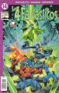 Cover Thumbnail for Los 4 Fantásticos (Planeta DeAgostini, 2001 series) #14