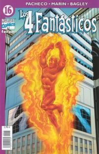 Cover Thumbnail for Los 4 Fantásticos (Planeta DeAgostini, 2001 series) #16